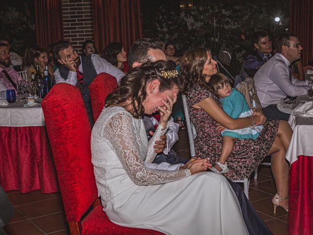 La boda de Nacho y Marta en El Tiemblo, Ávila 116