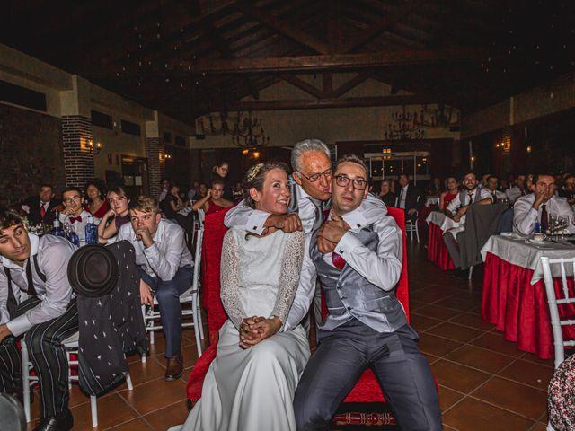 La boda de Nacho y Marta en El Tiemblo, Ávila 119