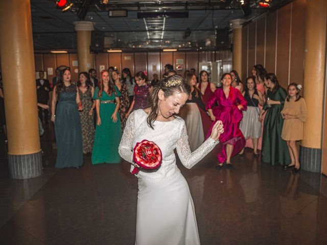 La boda de Nacho y Marta en El Tiemblo, Ávila 136