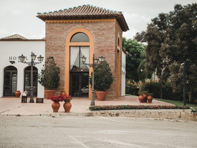 La boda de Juan Francisco y Marta en Viñuela, Málaga 3