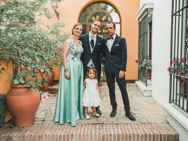 La boda de Juan Francisco y Marta en Viñuela, Málaga 74
