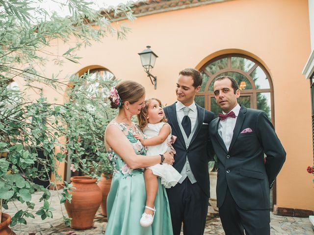 La boda de Juan Francisco y Marta en Viñuela, Málaga 76