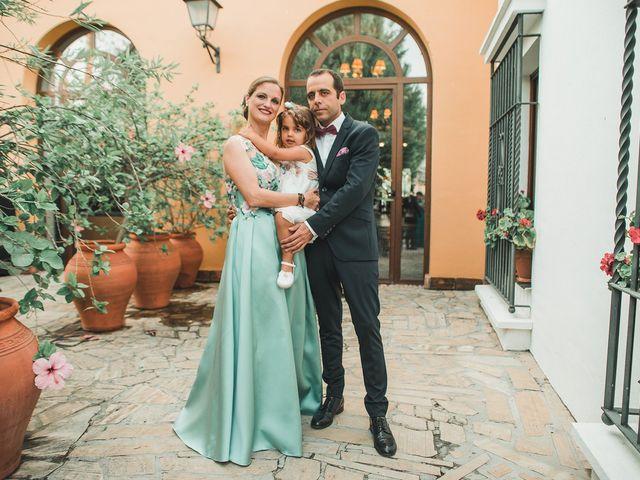 La boda de Juan Francisco y Marta en Viñuela, Málaga 78