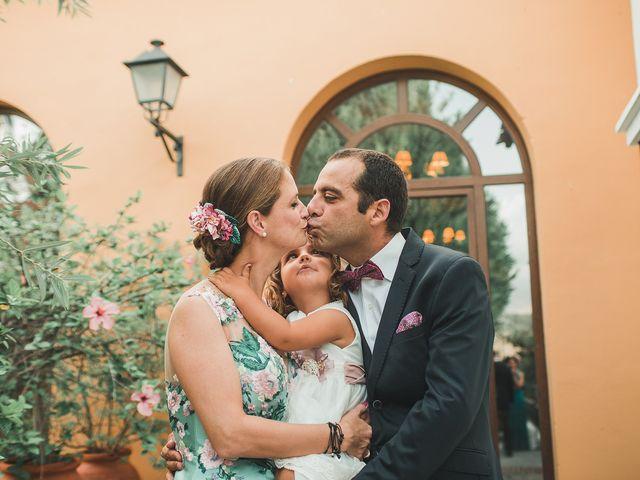 La boda de Juan Francisco y Marta en Viñuela, Málaga 81