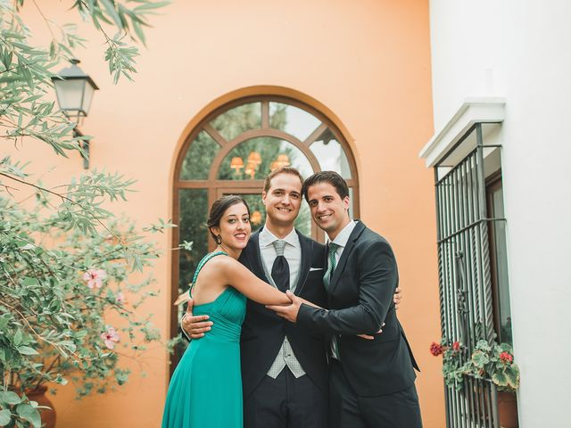 La boda de Juan Francisco y Marta en Viñuela, Málaga 84