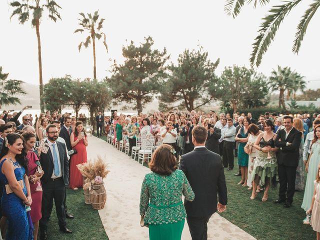 La boda de Juan Francisco y Marta en Viñuela, Málaga 128