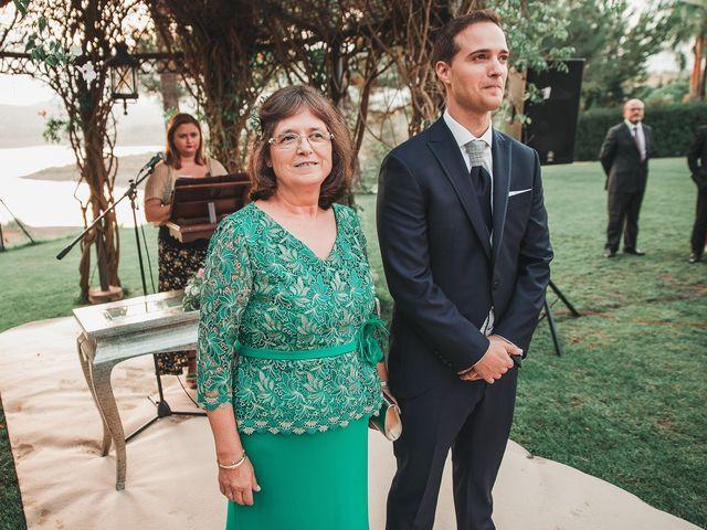La boda de Juan Francisco y Marta en Viñuela, Málaga 130