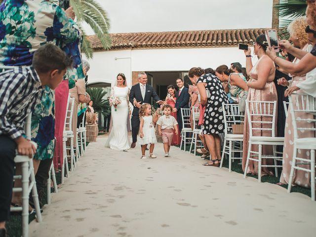 La boda de Juan Francisco y Marta en Viñuela, Málaga 139