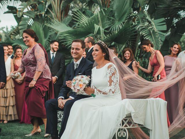 La boda de Juan Francisco y Marta en Viñuela, Málaga 143