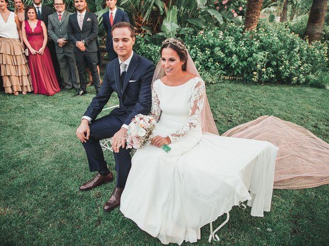 La boda de Juan Francisco y Marta en Viñuela, Málaga 146