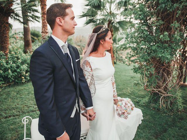 La boda de Juan Francisco y Marta en Viñuela, Málaga 150