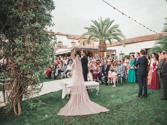 La boda de Juan Francisco y Marta en Viñuela, Málaga 1