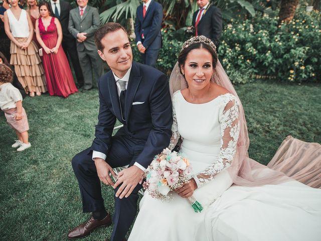 La boda de Juan Francisco y Marta en Viñuela, Málaga 152