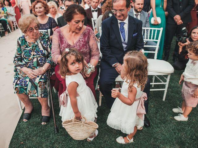 La boda de Juan Francisco y Marta en Viñuela, Málaga 153