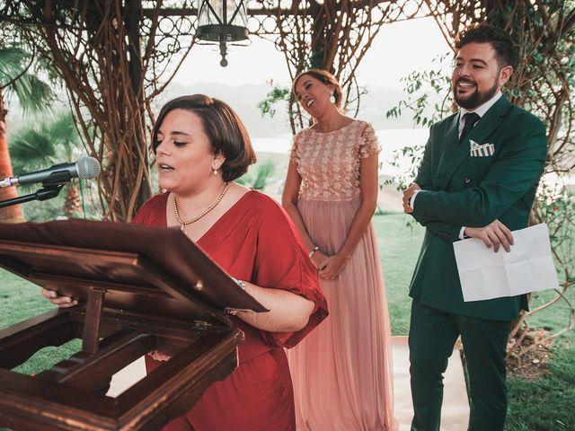 La boda de Juan Francisco y Marta en Viñuela, Málaga 155