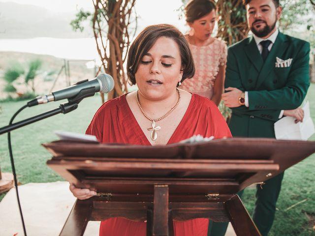 La boda de Juan Francisco y Marta en Viñuela, Málaga 159