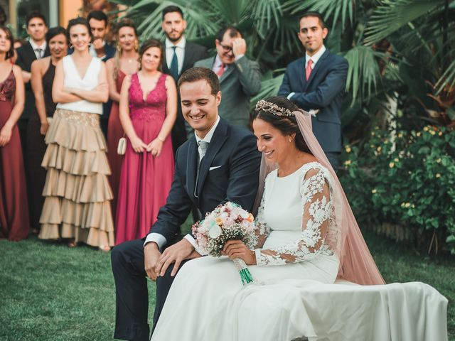 La boda de Juan Francisco y Marta en Viñuela, Málaga 162