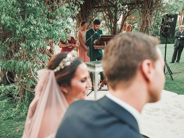 La boda de Juan Francisco y Marta en Viñuela, Málaga 163