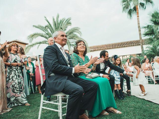 La boda de Juan Francisco y Marta en Viñuela, Málaga 164