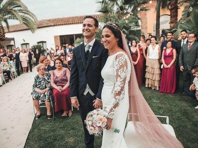 La boda de Juan Francisco y Marta en Viñuela, Málaga 170