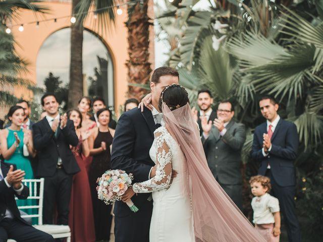 La boda de Juan Francisco y Marta en Viñuela, Málaga 172