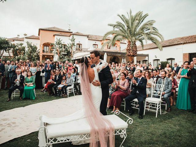 La boda de Marta y Juan Francisco