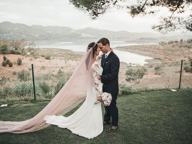 La boda de Juan Francisco y Marta en Viñuela, Málaga 176