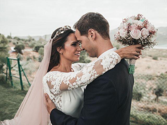 La boda de Juan Francisco y Marta en Viñuela, Málaga 178