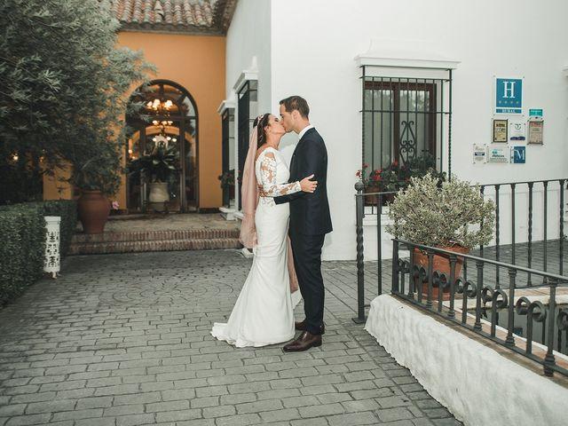 La boda de Juan Francisco y Marta en Viñuela, Málaga 186