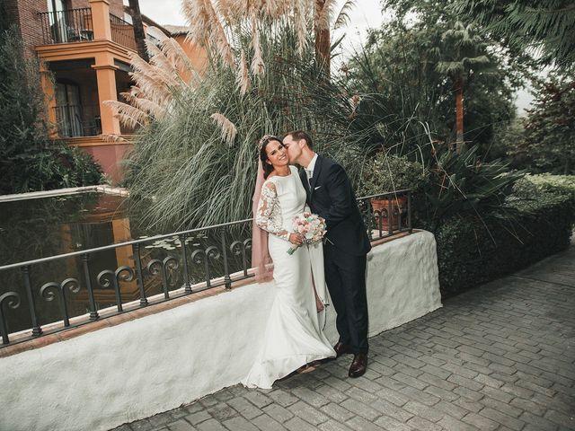 La boda de Juan Francisco y Marta en Viñuela, Málaga 188