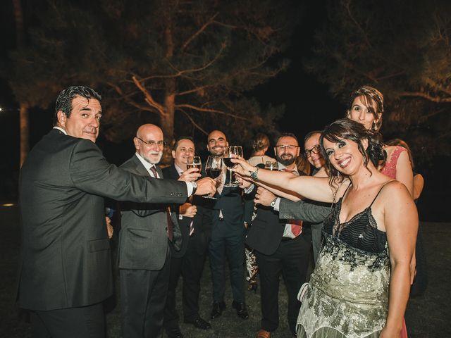 La boda de Juan Francisco y Marta en Viñuela, Málaga 203