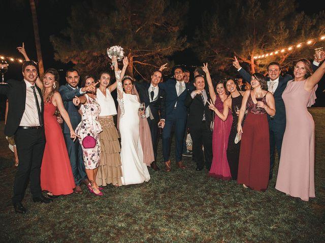 La boda de Juan Francisco y Marta en Viñuela, Málaga 205
