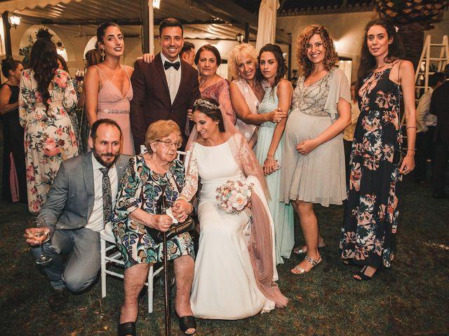 La boda de Juan Francisco y Marta en Viñuela, Málaga 207