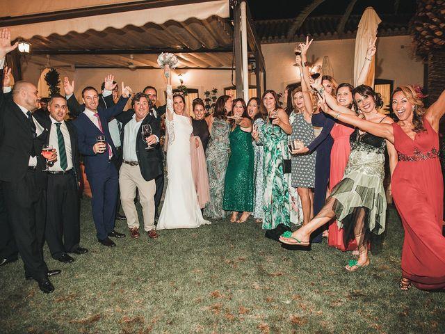 La boda de Juan Francisco y Marta en Viñuela, Málaga 208