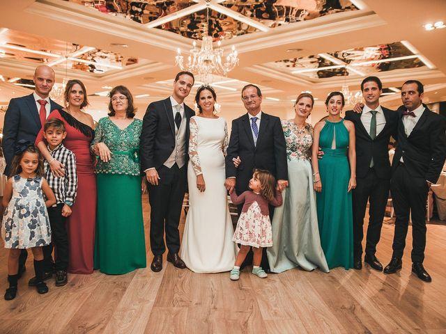 La boda de Juan Francisco y Marta en Viñuela, Málaga 237