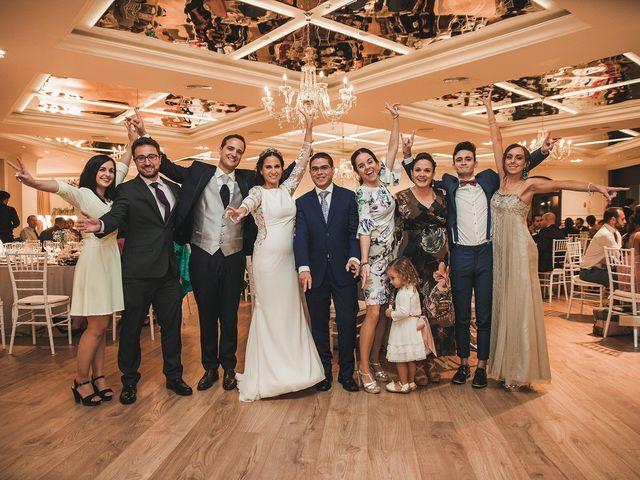 La boda de Juan Francisco y Marta en Viñuela, Málaga 239