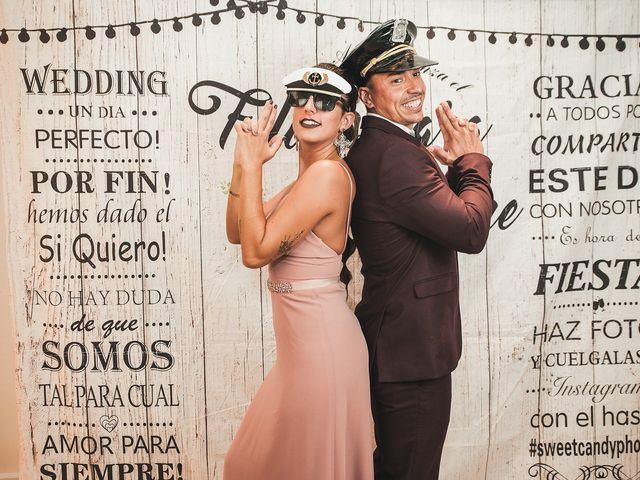 La boda de Juan Francisco y Marta en Viñuela, Málaga 267
