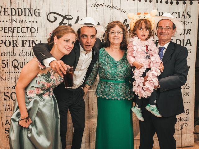 La boda de Juan Francisco y Marta en Viñuela, Málaga 268