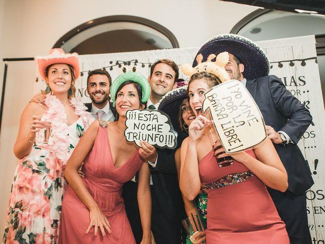 La boda de Juan Francisco y Marta en Viñuela, Málaga 278