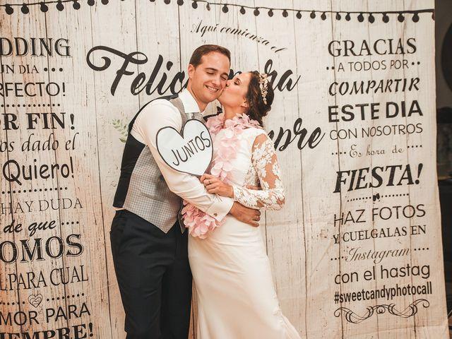 La boda de Juan Francisco y Marta en Viñuela, Málaga 299