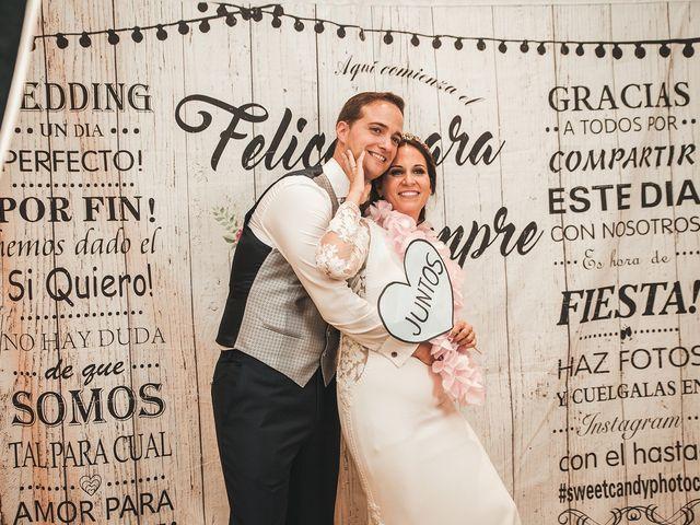 La boda de Juan Francisco y Marta en Viñuela, Málaga 300