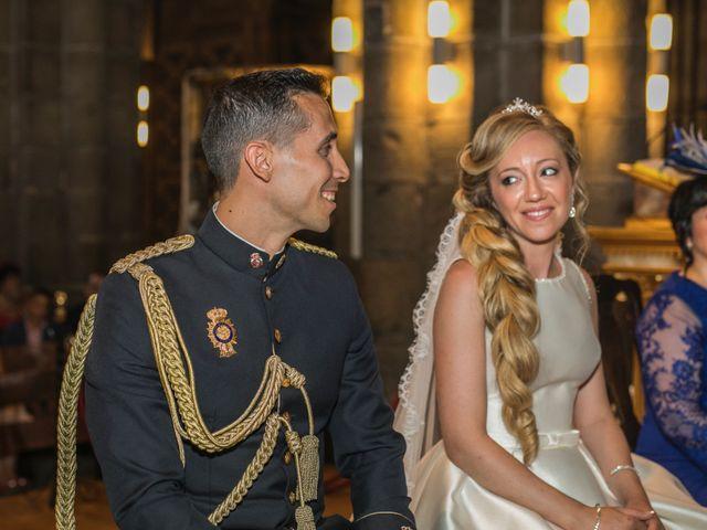 La boda de Fabian y Marta en Ávila, Ávila 14