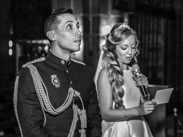 La boda de Fabian y Marta en Ávila, Ávila 15