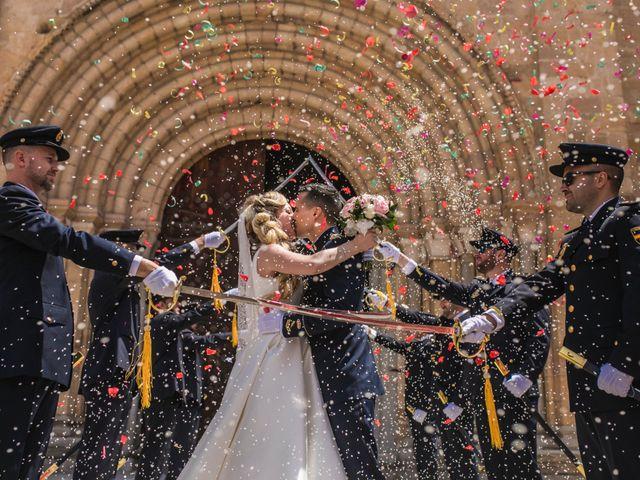 La boda de Fabian y Marta en Ávila, Ávila 16