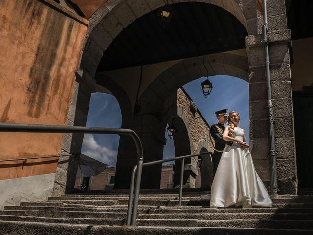 La boda de Marta y Fabian
