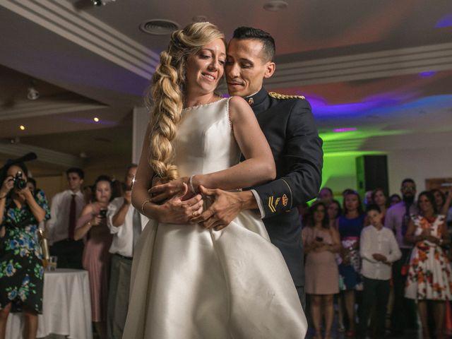 La boda de Fabian y Marta en Ávila, Ávila 22