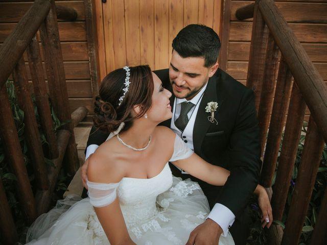 La boda de Ayira y David