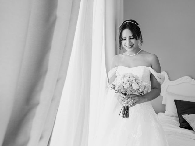 La boda de David y Ayira en Telde, Las Palmas 12