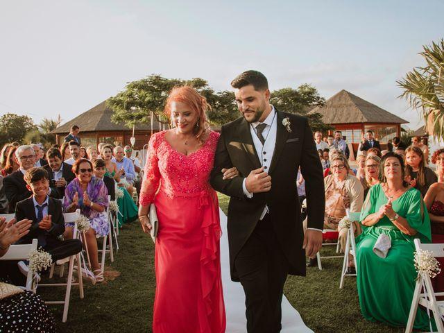 La boda de David y Ayira en Telde, Las Palmas 26