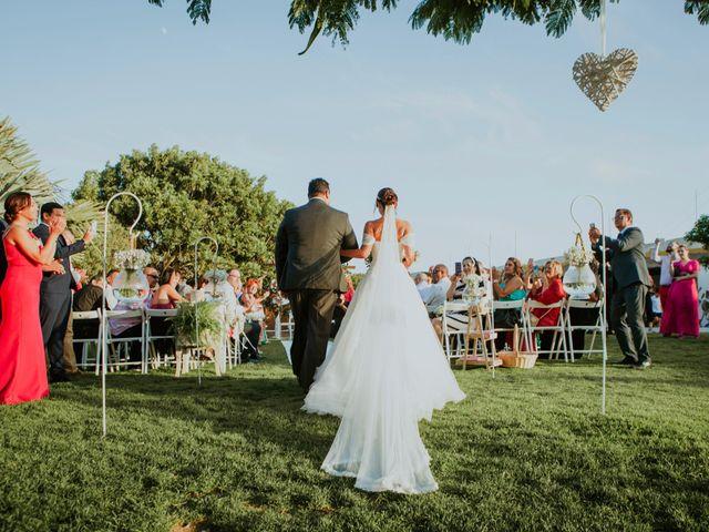 La boda de David y Ayira en Telde, Las Palmas 27
